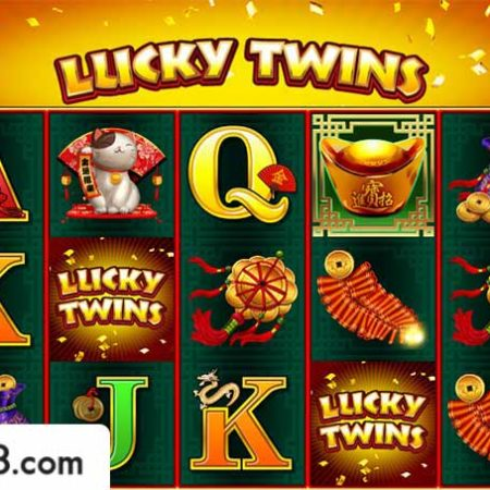 How To Play Lucky Twins Slots Game At W88 Bookmaker