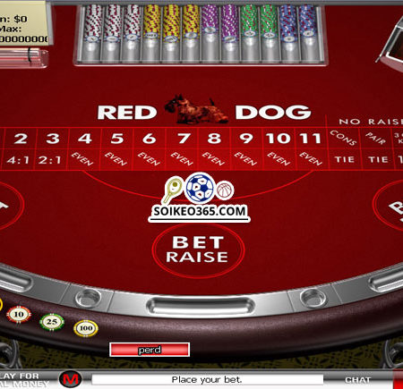 Introducing how to play the game Red Dog at W88 Bookmaker