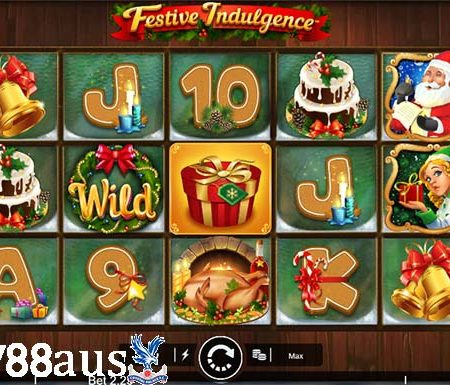 How To Play Festive Indulgence Slot – Festival of Pleasure At W88