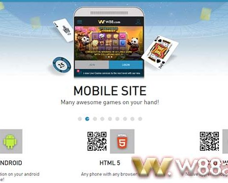 Available Betting Games At The W88 Mobile App