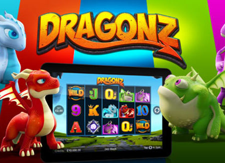 DRAGONZ Slot – How to play DRAGONZ Slot Game at W88
