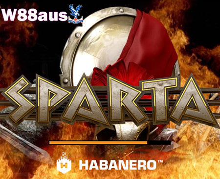 How to play the attractive Sparta Slot Game at W88
