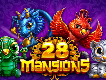 28 Mansions Slot – Instructions to Play 28 Mansions Slot at W88 Casino